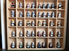 Lego Clone Custom Collection (影Shadow98) Tags: lego star wars clone trooper commander jet commando arc fives echo bly fordo thorn appo officer heavy airborne shock gunner