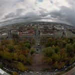 """""""Three rays"""": Nevsky Prospect, Gorokhovaya Street, Voznesensky Prospect"""