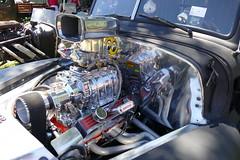 1949 Chevrolet Power (bballchico) Tags: 1949 chevrolet pickuptruck jackpotter billetproofwashington carshow supercharged engine