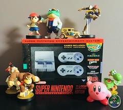 SNES CLASSIC EDITION LOOT!!! (Luigi Fan) Tags: super nintendo entertainment system classic mini edition snes nes