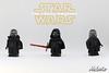Kylo Ren - Star Wars: The Force Awakens (McLovin1309) Tags: kylo ren star wars force awakens custom lego minifigure sculpt sith lord evil dark side sw swtfa ben solo lightsaber