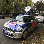 The MINI that runs on Red Bull thumbnail