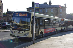 IMGP4537 (Steve Guess) Tags: derbyshire peak district england gb uk bus hulleys alexander dennis enviro 200 bakewell