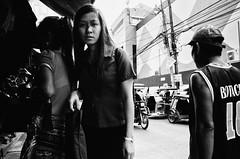 Going To Work (Meljoe San Diego) Tags: meljoesandiego ricoh ricohgr gr streetphotography street streetlife candid monochrome philippines