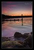 IMG_5529- Gentle Waters (Ray McIver Photography) Tags: mar17 seatonsluice watchtower goodsky hightide lifeboat sunset