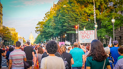 2017.08.13 Charlottesville Candlelight Vigil, Washington, DC USA 8082