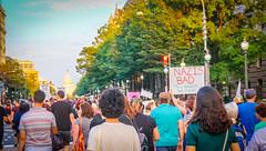 2017.08.13 Charlottesville Candlelight Vigil, Washington, DC USA 8082