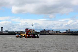 A Mersey Ferry boat trip