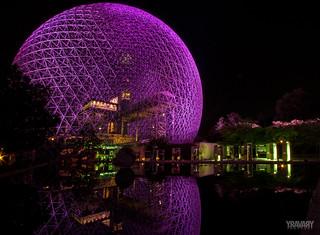 La Biosphère, Montréal