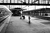 By watching the train arriving (pascalcolin1) Tags: paris13 austerlitz gare station homme man enfant child arrivée arrival train photoderue streetview urbanarte noiretblanc blackandwhite photopascalcolin