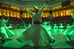 Mystical Whirling Dervishes, Konya, Konya Province, Central Anatolia, Turkey (Feng Wei Photography) Tags: islamicculture dancing tradition asia konya anatolia eastasia colorimage dancer spirituality mystic turkeymiddleeast swirl indoors religious elegance mysterious centralanatolia travel spiritual traditionalclothing religion offbeat islam turkishculture horizontal sufism turkish turkey tr mevlana