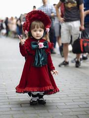 Little Shinku - Rosen Maiden. (Nattawot Juttiwattananon (NJ)) Tags: vancouverconventioncentre cosplay shinku rosenmaiden anirevo animerevolution2017 vancouver