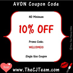 Avon Promo Code (cjteamonline) Tags: avon avoncouponcodes avonpromocode cjteam couponcodes finalday freeavon freeshipping goingfast lastday limitedquantities limitedtime newavoncouponcode onedayonly onetimeuse onlinepromotion orderavononline ordertoday promotion sale thecjteam today welcome10 whilesupplieslast