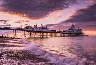 Eastbourne Pier Sunrise
