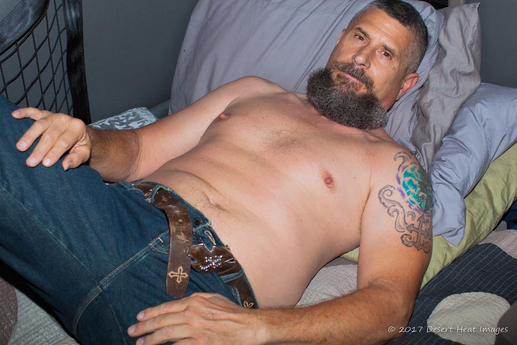 male trucker Naked