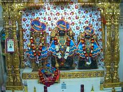 NarNarayan Dev Sandhya Darshan on Sun 10 Sep 2017 (bhujmandir) Tags: narnarayan dev nar narayan hari krushna krishna lord maharaj swaminarayan bhagvan bhagwan bhuj mandir temple daily darshan swami sandhya