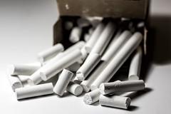 Box of Chalk (WilliamND4) Tags: white chalk tokina100mmf28atxprod macro