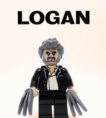 Logan (Barratosh#2) Tags: lego minifigures logan wolverine hugh jackman professor x xmen marvel x23 weapon old man