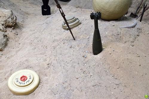 Assorted explosives