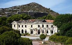 Kupari, Croatia (nicnac1000) Tags: hrvatska croatia kupari miltary abandoned ruined derelict wardamaged grandhotel balkans