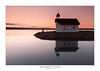 Seafarer's chapel (justin--credible) Tags: finland aland mariehamn chapel church reflection calm tranquil sea water canon 70d 1740mm lee filter colour baltic sunrise morning tripod seafarers