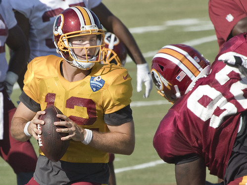 Washington Redskins Richmond Training Camp - NFL Football