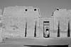 First Pylon (berniedup) Tags: medinethabu luxor egypt ramsesiii temple pylon