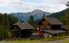 Zandlacher Hütte (hl_1001) Tags: austria carinthia reiseck hiking mountain alpinehut house alm