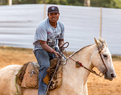 Deu mal (Ars Clicandi) Tags: brazil brasil parana jaboti prova do laço comprido peao peão boiadero boiadeiro cowboy paraná br