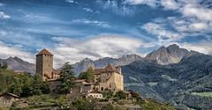 Schloss Turnstein (fotoerdmann) Tags: landscape landschaften europe südtirol 2017 italien italian outdoor canon fotoerdmann