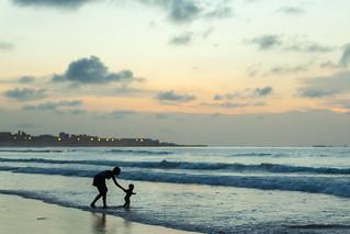 Down by the Sea, Dakar