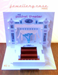 my pocket theater (kiridarchi) Tags: theatre pocket opera garnier spectacle miniature théatredepoche kirigami origami popup volume papier paper box case