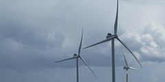 1708 North of England (30) (ian262) Tags: eastridingofyorkshire fraisthorpe windturbines yorkshire
