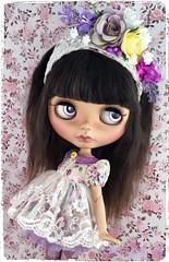 Steffy can't resist a pretty dress 💜