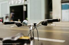 Bikes of Toronto - Freedom (KaushikBiswas28) Tags: bikesoftoronto bell street 35mm kodak downtowncamera bikes film urban fatalframes framedtoronto canonae1 streetsoftoronto imagesofcanada filmphotography iluvtor 6ix 6ixwalks way2ill agameoftones igcolor artofvisuals torontoclx bicycle
