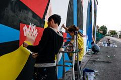 08 SDNZ F 010_001904 (Darkly B) Tags: underground culture murales hip hop subsidenze festival ravenna 2015 street art graffiti tag arte strada camilla falsini streetphotography darkly b