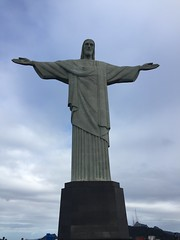 (james_whitty) Tags: 14may day11 south america rio apple iphone6 christ the redeemer cristo redentor corcovado mountain