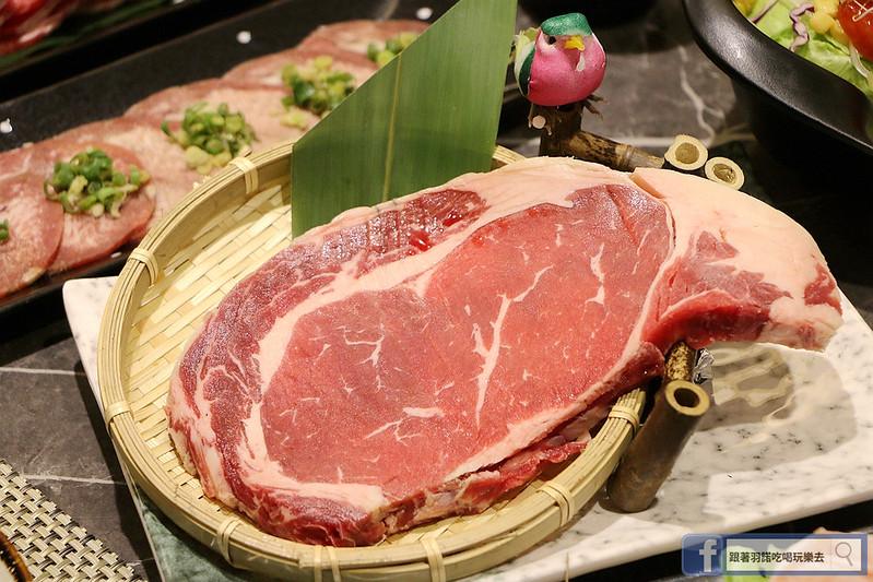 原月日式頂級帝王蟹吃到飽板橋燒烤吃064
