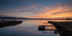 Blythburgh Sunrise (Southwold) (Albert's Photo's) Tags: sunrise blythurgh canon mk3 mkiii lee river southwold walberswick 1635 l series suffolk