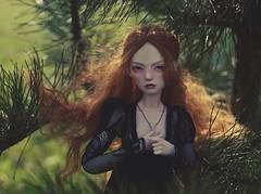 the day (dolls of milena) Tags: bjd abjd resin doll portrait souldoll hye