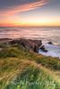 Orange Horizon (Steven Peachey) Tags: sunrise seascape beach sea sky clouds morning coast canon6d ef1740mmf4l lee09gnd leefilters stevenpeachey southshields northeastcoast uk england water cliffs sun
