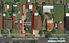 45 Gallipoli Street, Condell Park NSW