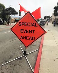 001 Special Event Ahead (saschmitz_earthlink_net) Tags: 2017 california orienteering laoc losangelesorienteeringclub venturacounty ventura