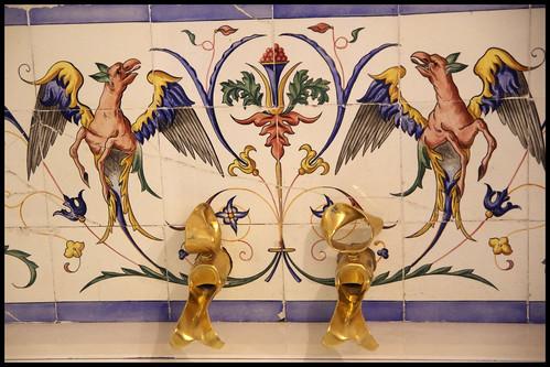 Casa Museu Castell Gala Dalí-Púbol-4 Bany de Gala (11)