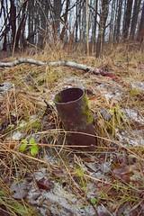 DSC_4462 (PorkkalanParenteesi/YouTube) Tags: hylätty neuvostoliitto bunkkeri porkkalanparenteesi abandoned soviet bunker porkkala kirkkonummi suomi finland exploring landscape zif25