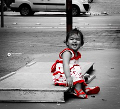 Vermelho no Detalhe! (Tom_Antunes) Tags: aoarlivre kids children seletiva peb