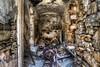 Abandoned mine headquarters (t_aris) Tags: hdr hdrphoto indoor abandoned old ruin hq mine headquarters headquarter serifos greece aegean sea cyclades emount mirrorless photomatrix sony sonyalpha a5000 kit summer 2017