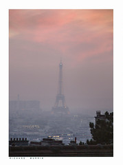 Au revoir Paris (Richard Murrin Art) Tags: au revoir paris richard murrin art photography canon 5d landscape travel images building cool eifel tower