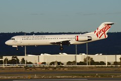 VH-FNJ Virgin Australia Fokker 100 (johnedmond) Tags: perth ypph australia virgin fokker f100 aviation aircraft aeroplane airplane sel55210 55210mm ilce3500 sony