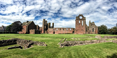 Arbroath Abbey, Scotland [1234] (my.travels) Tags: arbroath abbey church history scotland historic unitedkingdom greatbritain building religion travel iphone gb